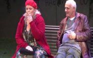 ΠΑΜΕ ΘΕΑΤΡΟ: Το παγκάκι του Αλεξάντερ Γκέλμα στο θέατρο Αμαλία