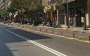 Κλειστοί δρόμοι για 5 ημέρες στη Θεσσαλονίκη