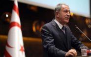 Συνεχίζει τις απειλές ο Ακάρ: Είμαστε αποφασισμένοι να κάνουμε και σήμερα ό,τι και πριν από 45 χρόνια