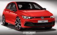 Το νέο VW Golf GTI θα έχει πάνω από 245 ίππους