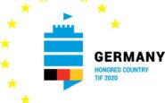 Αυτό είναι το λογότυπο της Γερμανίας, Τιμώμενης Χώρας στην 85η ΔΕΘ