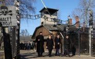 Για πρώτη φορά στο Άουσβιτς η Μέρκελ – «Νιώθω βαθιά ντροπή για τα εγκλήματα των Γερμανών εδώ»