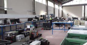 Με έδρα τον δήμο Ωραιοκάστρου το πρώτο Κέντρο Διαλογής και Ταξινόμησης Αποβλήτων Ηλεκτρικού και Ηλεκτρονικού Εξοπλισμού