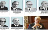 Όλοι οι Έλληνες Πρόεδροι της Δημοκρατίας μετά το 1974
