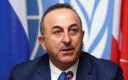 Τσαβούσογλου: Θέλουμε με τη Ρωσία συνεκμετάλλευση των κοιτασμάτων φυσικού αερίου στην Κύπρο