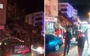 Φονικός σεισμός στην Τουρκία: Τους 19 έφτασαν οι νεκροί – Κατέρρευσαν κτίρια