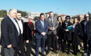 O υπουργός Ανάπτυξης και Επενδύσεων στον δήμο Ωραιοκάστρου