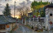 Το ελληνικό χωριό που «κόβει την ανάσα» -Από τα ωραιότερα της χώρας