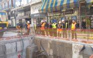 Νίκος Ταχιάος: Το μετρό θα δοθεί σε λειτουργία μέχρι τον Απρίλιο του 2023