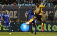 Λαμία-Άρης 2-2: Με δύο γκολ σε δύο λεπτά οι Θεσσαλονικείς «κλειδώνουν» τα play offs