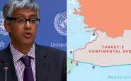Εκπρόσωπος ΟΗΕ: Δεν υιοθετούμε όσα περιλαμβάνει το μνημόνιο Τουρκίας – Λιβύης