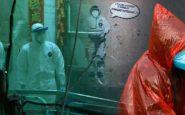 Κοροναϊός: Η μετάδοση του ιού γίνεται σε απόσταση λιγότερη των δύο μέτρων