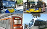 Κορονοϊός: Αυτά είναι τα έκτακτα μέτρα στα Μέσα Μαζικής Μεταφοράς