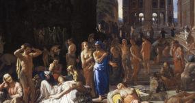 Κορυφαίος αρχαιολόγος εξηγεί: Συγκλονιστικές οι ομοιότητες του κορωνοϊού με τον λοιμό στην Αθήνα του Θουκυδίδη