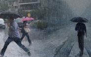 Έκτακτο δελτίο επικίνδυνων καιρικών φαινομένων: Έρχονται καταιγίδες και πυκνές χιονοπτώσεις