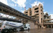 ΤΙΤΑΝ: Αίτηση τροποποίησης των περιβαλλοντικών όρων του εργοστασίου Ευκαρπίας