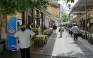 Αυτοψία στο Μοναστηράκι: Δεν κάθονται ούτε για σουβλάκι οι Έλληνες