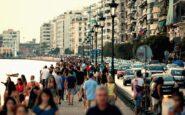 Θέμα ημερών η ανακοίνωση οδών της Θεσσαλονίκης που θα πεζοδρομηθούν για να επεκταθεί η εστίαση