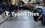 Θεσσαλονίκη: Τρελή πορεία ΙΧ στο κέντρο – Ζημιές σε καταστήματα (ΦΩΤΟ)