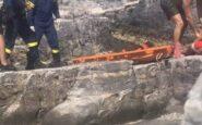 Συναγερμός στη Ρόδο: 14χρονο αγοράκι γλίστρησε και χτύπησε σε βράχια