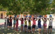 Φιλία, ανακύκλωση και παιχνίδια κυριαρχούν στα τμήματα Θερινής Δημιουργικής Απασχόλησης μαθητών του Δ. Ωραιοκάστρου