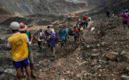 Τραγωδία: Πάνω από 160 οι νεκροί από κατολίσθηση σε ορυχείο νεφρίτη – ΒΙΝΤΕΟ