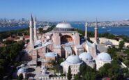 Αρθρογράφος Sabah: Αποφασίστηκε ομόφωνα η μετατροπή της Αγίας Σοφίας σε τζαμί