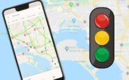 Νέο χαρακτηριστικό στο Google Maps – Θα εμφανίζονται και τα φανάρια στους δρόμους – ΦΩΤΟ