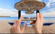 Οι 3 κανόνες που πρέπει να εφαρμόζεις με το κινητό στην παραλία
