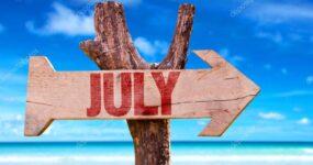 Εορτολόγιο – Ιούλιος 2020