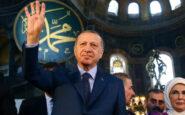 DW: Ο πραγματικός λόγος που ο Ερντογάν θέλει να κάνει τζαμί την Αγιά Σοφιά