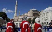 Αγία Σοφία: Κυρώσεις στην Τουρκία θα ζητήσει η Αθήνα – Μικρό καλάθι από τους Ευρωπαίους