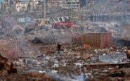 """Βηρυτός: Θρήνος και λαϊκή οργή για τους 145 νεκρούς – """"Έγινε κόλαση, είδα ανθρώπους να εκσφενδονίζονται"""""""