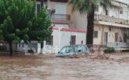 Δύο νεκροί από πλημμύρες-Μεγάλες καταστροφές και εγκλωβισμοί (VIDEO)