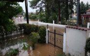 Καιρός – «Θάλεια»: Καταιγίδες έπνιξαν τη Βόρεια Ελλάδα – Πλημμύρες κι απεγκλωβισμοί