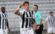 ΠΑΟΚ: Φιλική νίκη 2-0 επί του Βόλου με σκόρερ τον 16χρονο Κούτσια
