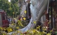 Πρώτη Σερρών: Η στιγμή της πτώσης του μονοκινητήριου αεροσκάφους – Νέο ΒΙΝΤΕΟ ντοκουμέντο