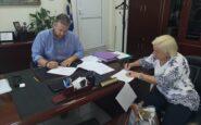 Υπογράφηκε Μνημόνιο Συνεργασίας για τη δημιουργία εκπαιδευτικού κέντρου επιμόρφωσης πολιτών σε πρώτες βοήθειες στο Δ. Ωραιοκάστρου