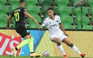 Ο ΠΑΟΚ ηττήθηκε με σκορ 2-1 από την Κρασνοντάρ με ανατροπή στη Ρωσία