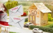 ΕΝΦΙΑ: 2,55 δισ. ευρώ από 6,26 εκατ. ιδιοκτήτες ακινήτων