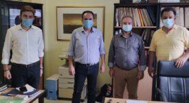 Συνάντηση εργασίας του αντιδημάρχου Μυγδονίας με τους προέδρους των Δημοτικών Κοινοτήτων Δρυμού, Λητής και Μελισσοχωρίου