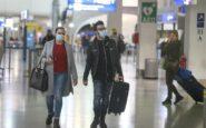 Περιοριστικά μέτρα για πτήσεις από εξωτερικό εξετάζει η κυβέρνηση -Ποιες χώρες αφορά