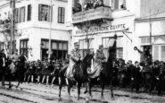 26/10/1912 : Η απελευθέρωση της Θεσσαλονίκης από τον Ελληνικό Στρατό