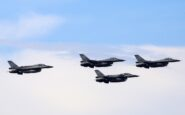 """Ελικόπτερα και f-16 """"έσκισαν"""" τον ουρανό της Θεσσαλονίκης (φωτο και video)"""