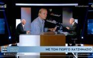 """Ο Γιώργος Χατζηνάσιος στο """"Ενώπιος Ενωπίω"""" – ΒΙΝΤΕΟ"""