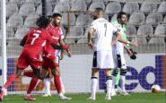 Μετά την ισοπαλία στην Τούμπα, ο ΠΑΟΚ… κατάφερε και να ηττηθεί από την λίγη Ομόνοια (2-1)