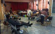Εθελοντική αιμοδοσία στο Δ. Ωραιοκάστρου: Μήνυμα αλληλεγγύης και ευθύνης από δεκάδες εθελοντές αιμοδότες