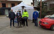 Ολοκληρώθηκαν τα drive through rapid test στη Λητή του Δήμου Ωραιοκάστρου