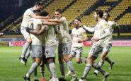 "H AEK πέρασε από το ""Κλεάνθης Βικελίδης"" νικώντας τον ΑΡΗ με 1-0"