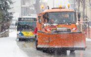 Εθνικό Αστεροσκοπείο: Χιονοπτώσεις από τις πρώτες ώρες του Σαββάτου στη Θεσσαλονίκη